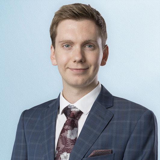 Nicholas Campion, Company Secretarial Manager at QCF.