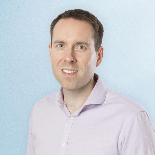 Paul Tavener, Head of Sales at QCF.